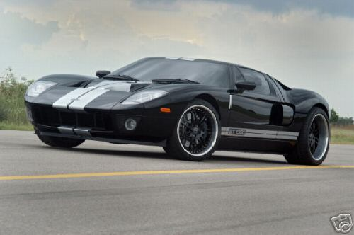 2006 Ford GT with Hennessey GT1000 Twin Turbo Upgrade