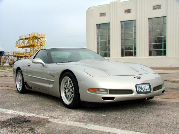 2004 Corvette Lingenfelter Equiped Supercharger BBS